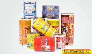 mẫu nhãn sản phẩm
