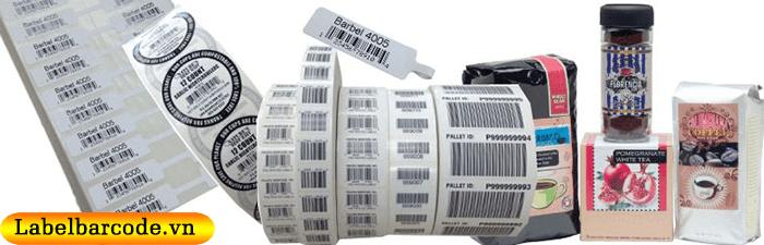 giấy cuộn in mã vạch