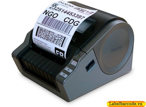 tính năng máy in nhãn brother ql-1050