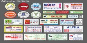 Bán giấy in tem bảo hành
