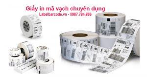 giấy in mã vạch hà nội