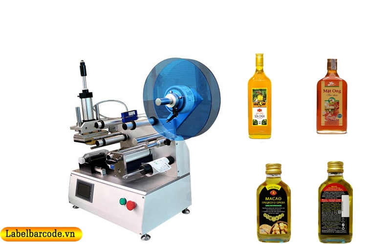Bán máy dán nhãn đa năng giá rẻ dán nhãn được 1 mặt 2 mặt... tùy ý khách hàng