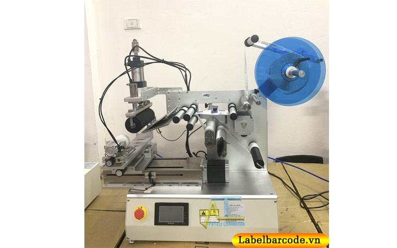 máy dán nhãn bán tự động đa năng tiện ích dán nhãn được tất cả các sản phẩm