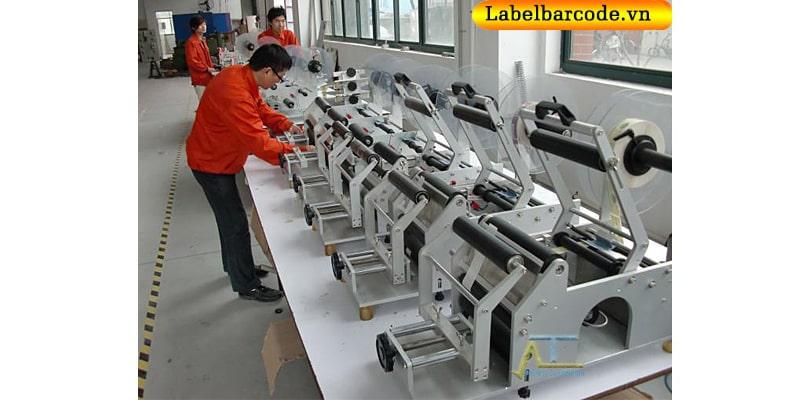 sẵn hàng các loại máy dán nhãn miễn phí dùng thử trong vòng 1 tuần