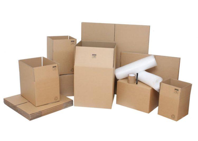 Thành phần của giấy in thùng carton